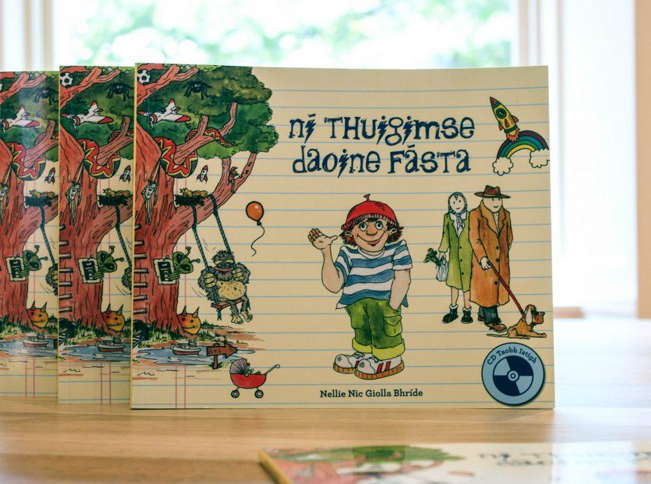 Cover of the book NÍ THUIGIMSE DAOINE FÁSTA