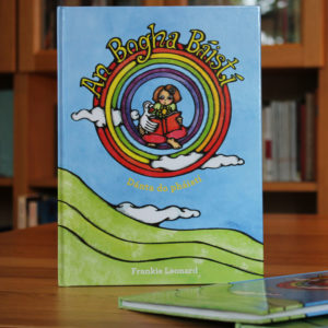 Cover of book An Bogha Báistí